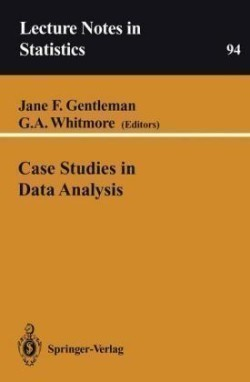 Case Studies in Data Analysis