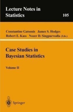 Case Studies in Bayesian Statistics, Volume II. Vol.2