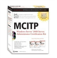 MCITP Windows Server 2008 Server Administrator Certification Kit