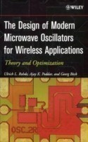 The Design of Modern Microwave Oscillators for Wireless Applications Theory and Optimization