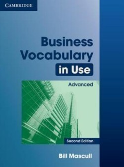 Business Vocabulary in Use Advanced Second Edition With Answers