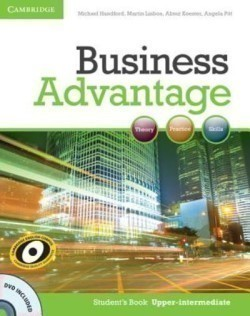 Business Advantage Upper Intermediate Student's Book with DVD