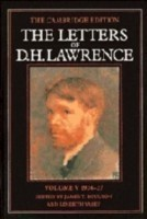 Letters of D. H. Lawrence: Volume 5, March 1924-March 1927