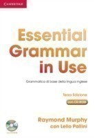 Essential Grammar in Use Book without Answers with CD-ROM Italian Edition Grammatica di Base della Lingua Inglese