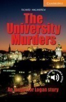 Cambridge English Readers 4: The University Murders