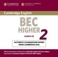 Cambridge BEC Higher 2 Audio CD