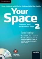 Your Space Level 2 Teacher's Tests and Resource Book with Audio CD/CD-ROM Italian Edition