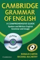Cambridge Grammar of English Hardback with CD ROM A Comprehensive Guide A Comprehensive Guide