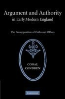 Argument and Authority in Early Modern England