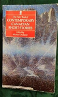 Faber Book of Contemporary Canadian