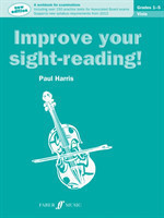Improve Your Sight-Reading! Viola Grades 1-5