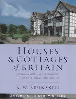 Houses and Cottages of Britain - Vernacular Building Series