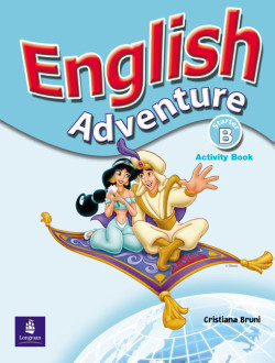 English Adventure Starter B Activity Book