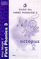 First Phonics Book 3