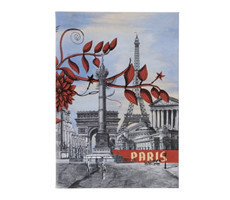A5 Paris Notebook
