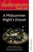Shakespeare Made Easy: A Midsummer Night's Dream