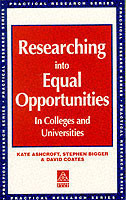 Researching into Equal Opportunities in Colleges and Universities