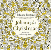 Johanna's Christmas A Festive Colouring Book