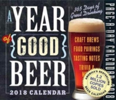 Year of Good Beer Page-A-Day Calendar 2018