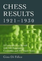 Chess Results, 1921-1930