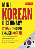Mini Korean Dictionary Korean-English English-Korean