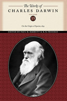 The Works of Charles Darwin, Volume 15 On the Origin of Species, 1859