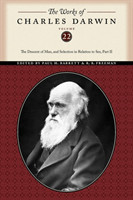 The Works of Charles Darwin, Volume 22 The Descent of Man, and Selection in Relation to Sex (Part Two)