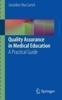 Quality Assurance in Medical Education A Practical Guide