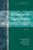 Economic Sanctions Reconsidered - [Softcover with CD-ROM]