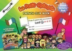 French Book Primary Level 3