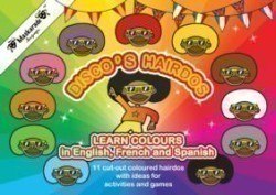 Le Petit Quinquin Learn colours in English, French and Spanish with Disco's Hai