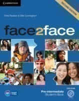 Face2face Second Edition Pre-intermediate Student's Book + Audio Cd/cd-rom