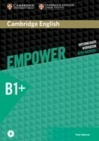 Cambridge English Empower Intermediate Workbook with Answers and Downloadable Audio