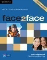 Face2face Second Edition Pre-intermediate Workbook Without Key