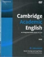 Cambridge Academic English C1 Class Audio CD + DVD Pack