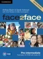 Face2face Second Edition Pre-Intermediate Testmaker CD-ROM and Audio CD