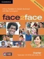 Face2face Second Edition Starter Testmaker CD-ROM and Audio CD
