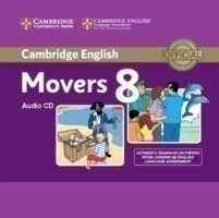 Cambridge Young Lerners English Tests 2nd Edition Movers 8 Audio Cd