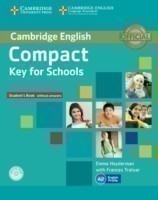 Cambridge English Compact Key for Schools Student's Pack (Student's Book and Workbook with Audio CD)