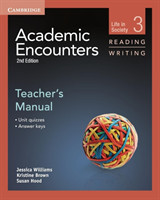Academic Encounters Level 3 Teacher's Manual Reading and Writing Life in Society