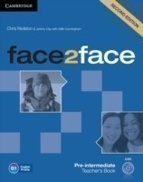 Face2face Second Edition Pre-intermediate Teacher's Book With DVD