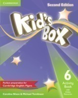 Kid's Box Level 6 Activity Book with Online Resources