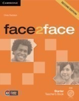 face2face Starter Teacher's Book with DVD