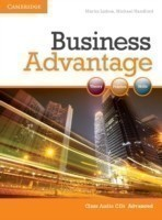 Business Advantage Advanced Class Audio CDs (2)