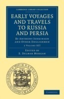 Early Voyages and Travels to Russia and Persia 2 Volume Paperback Set
