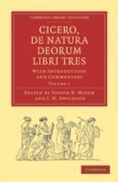 Cicero, De Natura Deorum Libri Tres 3 Volume Paperback Set With Introduction and Commentary