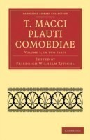 T. Macci Plauti Comoediae 2 Part Set