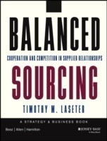 Balanced Sourcing Cooperation and Competition in Supplier Relationships