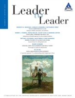 Leader to Leader (LTL) Winter 2014