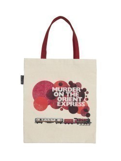 Taška Murder on the Orient Express tote bag